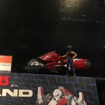 EX合金ガーランドバイク形態