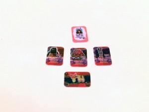 紫吹蘭 カード